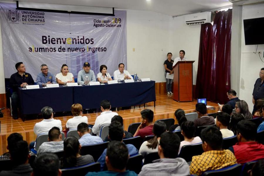 Bienvenida Facultad Maya de Estudios Agropecuarios