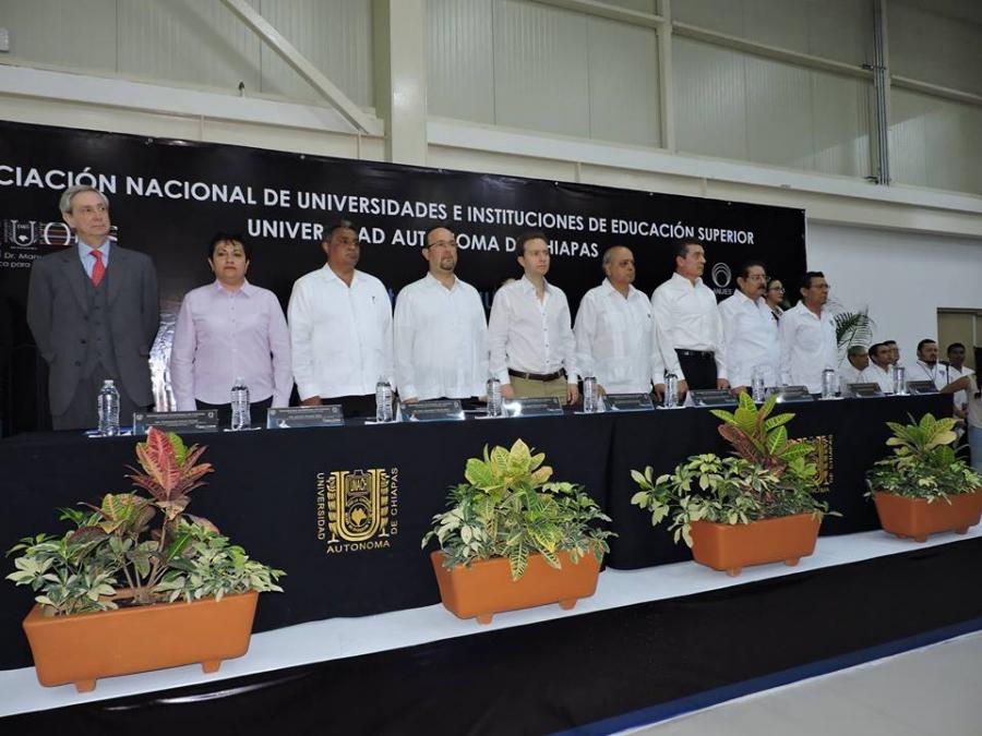 "Primera Catedra ANIUES-UNACH ""Dr. Manuel Velasco Suárez"""