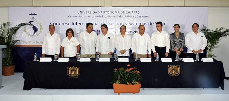 Congreso Internacional de Gestión y Sistemas de Salud