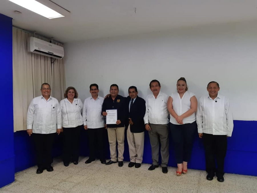 Designación del encargado de la Dirección de la Facultad de Ciencias Agrícolas, Campus IV Huehuetán